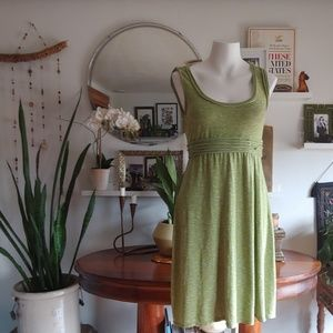 Max Studio Spring Green Knit Dress